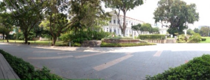 National Museum of Singapore is one of สถานที่ที่ Yohan Gabriel ถูกใจ.
