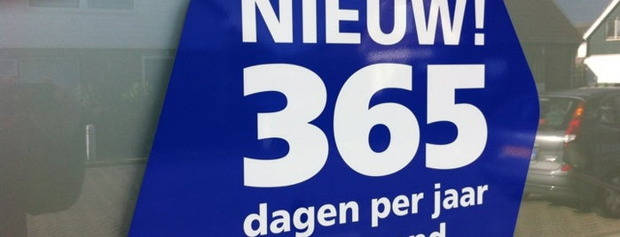 Albert Heijn is one of FreeWiFi.
