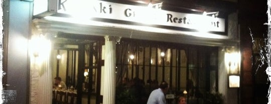 Konaki Greek Restaurant is one of Fracking Fantastic Food.