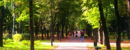 Куренівський парк is one of Fun.