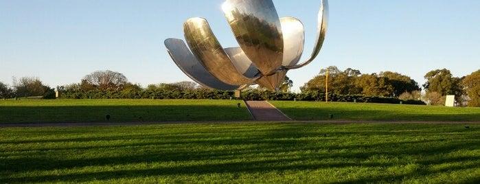 Plaza de las Naciones Unidas is one of BsAs.