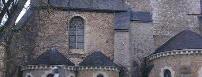 Abbaye Saint-Pierre de Solesmes is one of 100 km 2020.