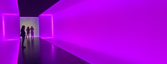 James Turrell: The Light Inside is one of Houston.