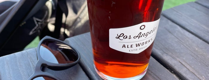Los Angeles Aleworks is one of Craft Beer and Breweries.