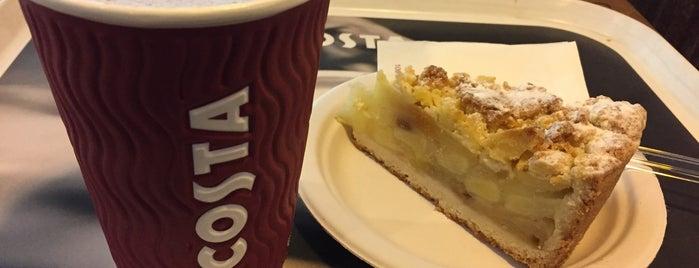 Costa Coffee is one of Orte, die Joulu gefallen.