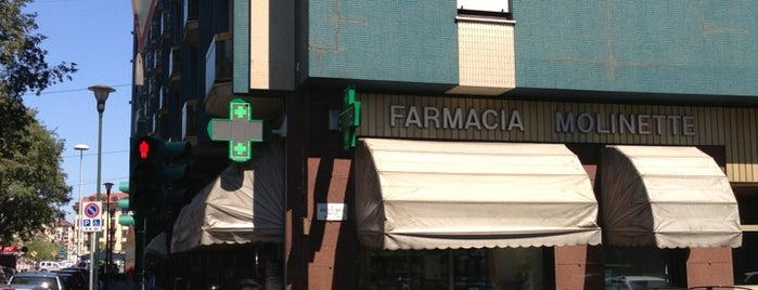 Farmacia delle Molinette is one of Paolo Giulio's Liked Places.