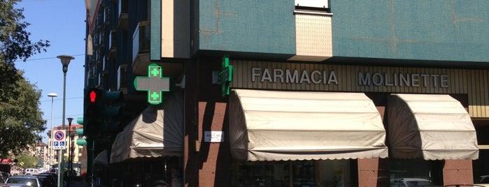 Farmacia delle Molinette is one of Lieux qui ont plu à Paolo Giulio.