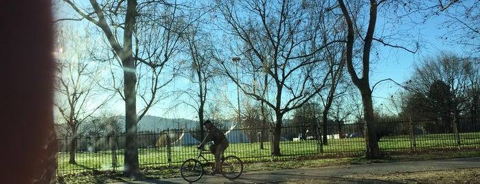 Piazza d'Armi (Parco Cavalieri di Vittorio Veneto) is one of Best Park in Turin.