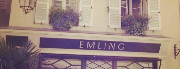 Emling is one of Orte, die Ben gefallen.