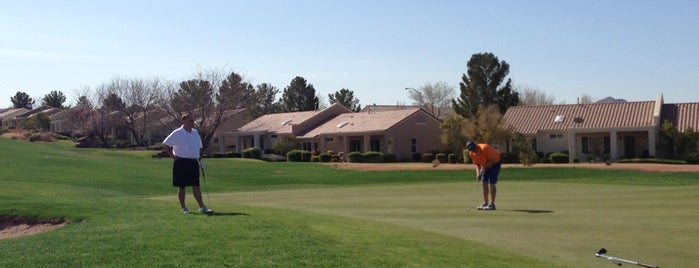 The Revere Golf Club is one of Vegas.