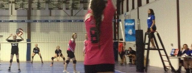 Absolute Volleyball Academy of Texas is one of Orte, die Marko gefallen.
