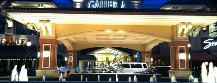 The Galleria is one of Florida.