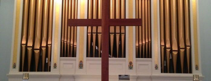 Trinity United Methodist Church is one of Gespeicherte Orte von Jeanne.
