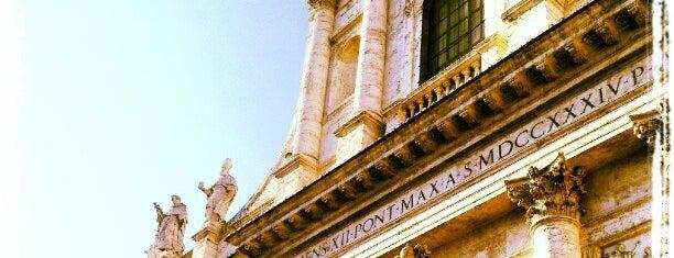 San Giovanni Battista dei Fiorentini is one of Lugares favoritos de Александр.