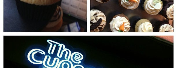 The Cupcake Project is one of Lieux qui ont plu à Karla.