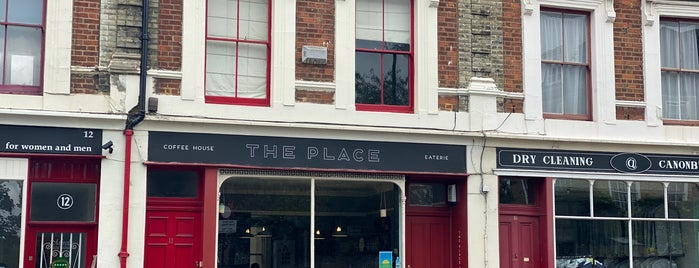 The Place is one of London Coffee.