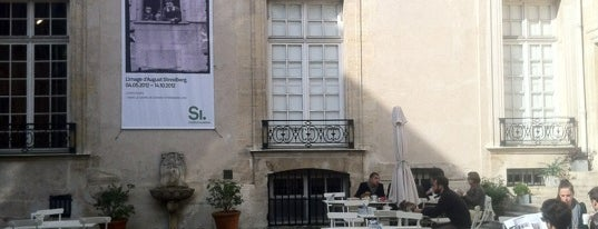Café Suédois is one of Paris - Terrasse.