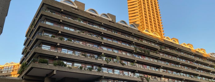 Barbican Estate is one of Went Before 5.0.