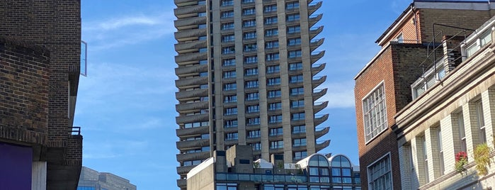 Barbican is one of London's Neighbourhoods & Boroughs.