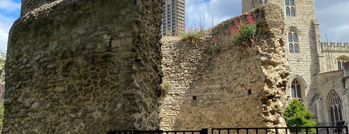 St Giles Cripplegate is one of Around The World: London.