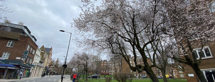 Hoxton is one of London's Neighbourhoods & Boroughs.