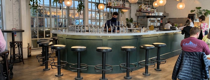 Fare Bar and Canteen is one of London.