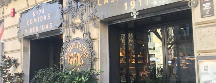 Casa Rafols is one of New in Bcn.