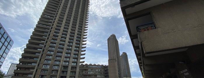 Barbican is one of สถานที่ที่ Paul ถูกใจ.