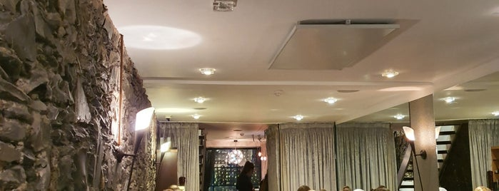 La Caverna Restaurant and Wine Bar is one of Dublin.