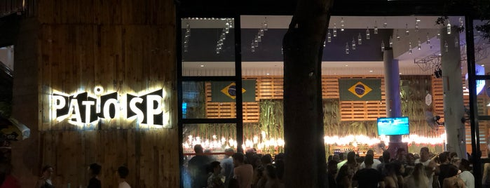 Pátio SP is one of São Paulo 2018.