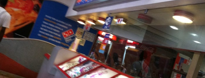 Domino's Pizza is one of Lieux qui ont plu à Marcio.