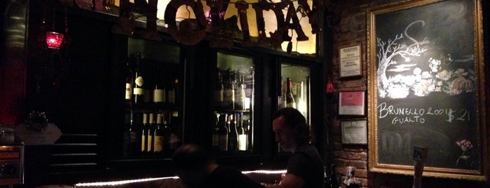Sofia Wine Bar is one of The Midtown East List by Urban Compass.