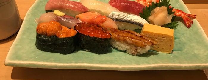Sukiyabashi Jiro is one of Tokyo Trip.