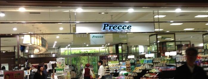 Precce Premium is one of Tokyo.