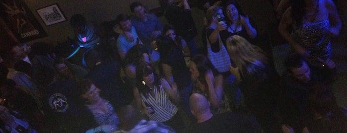 Syndicate Lounge is one of Mayorship....
