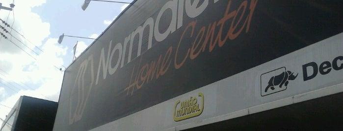 Normatel Home Center is one of Posti che sono piaciuti a Alberto J S.