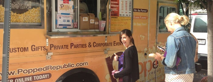 Popped! Republic is one of The 101 Best Food Trucks in America.