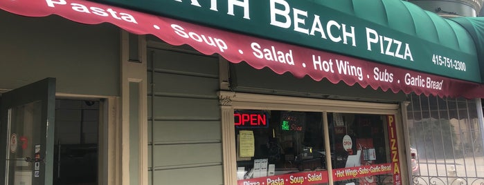 North Beach Pizza is one of Cole Valley.