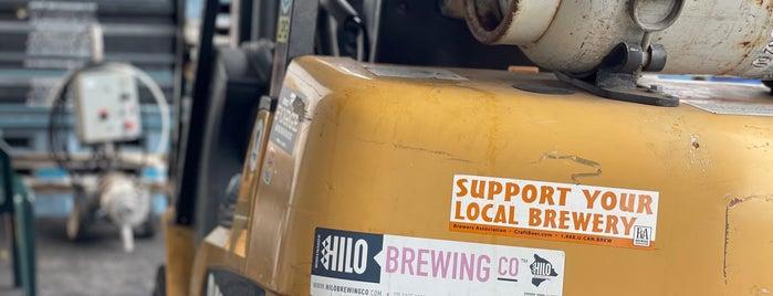 Hilo Brewing Company is one of Hawaiian Island Breweries.