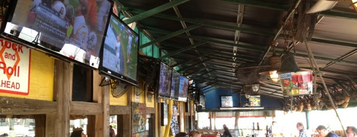 Island Jack's Patio Bar & Grill is one of Del : понравившиеся места.