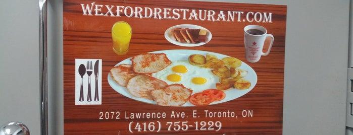 Wexford is one of Toronto Neighbourhoods.