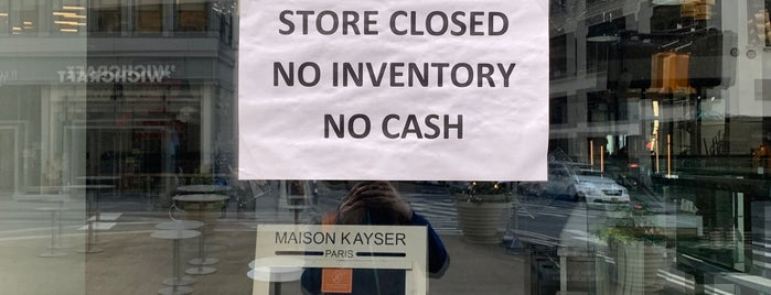 Maison Kayser is one of Bakery.