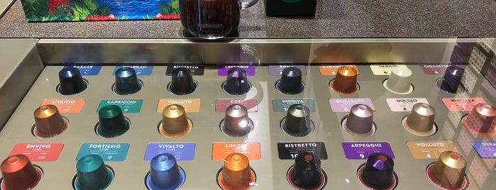 Nespresso is one of New York, New York.