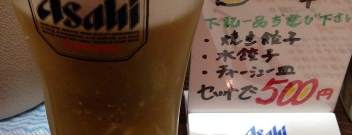 東新宿つけ麺場処 大関 is one of 高田馬場ラーメン.