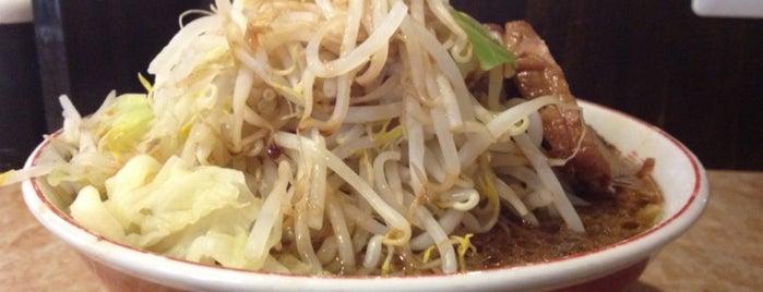 肉汁ラーメン 公 kimi is one of 行ってみたい2.