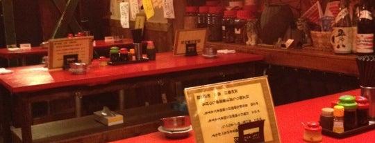 立ち飲み処 呑うてんき is one of Tokyo.
