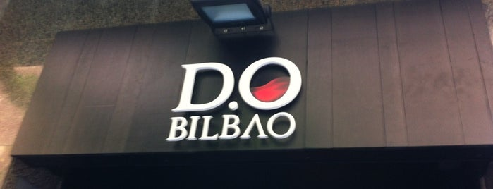 D.O BILBAO is one of Por Bilbo y alrededores.