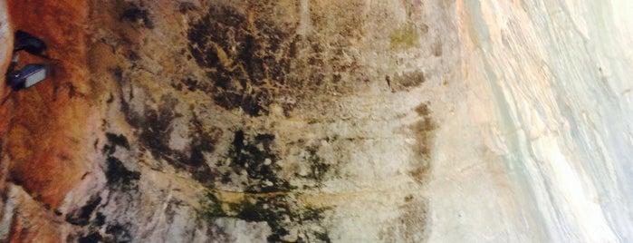Cueva de las Calaveras is one of Locais curtidos por Юлия.