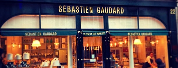 Sébastien Gaudard – Pâtisserie des Martyrs is one of Paris.