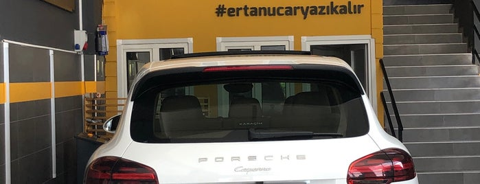 Ertan Uçar Garage is one of Lieux sauvegardés par Murat karacim.